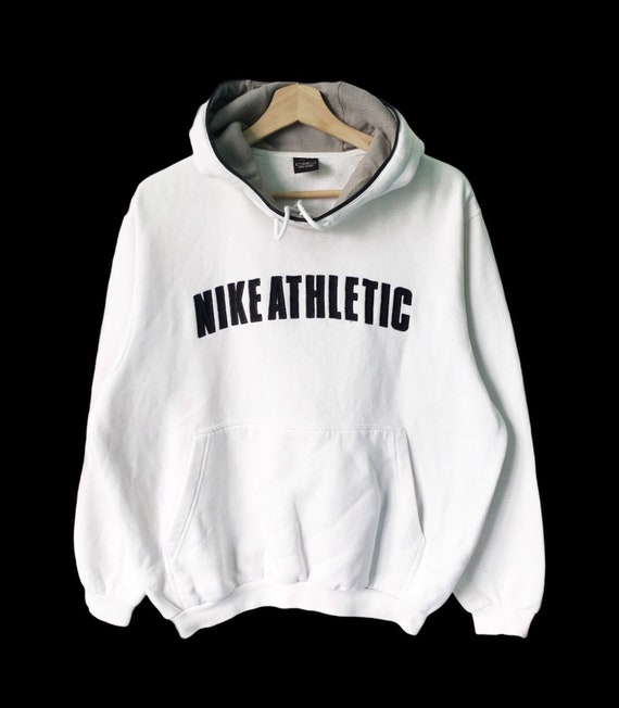 PICK!! Vintage 90s Nike Athletic Hoodie Nike Athle