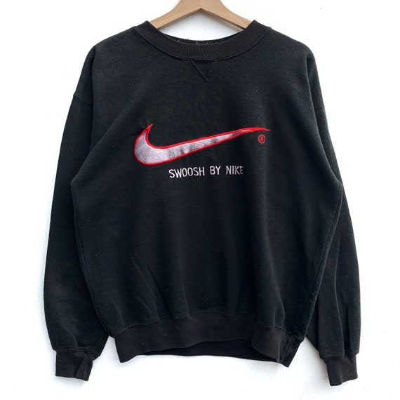 PICK!! Vintage Nike Big Logo Embroided Spellout Ce