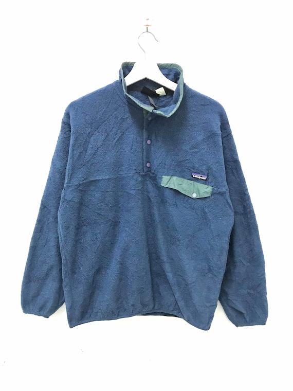 PICK!!! Vintage 90s Patagonia Fleece Button Sweats