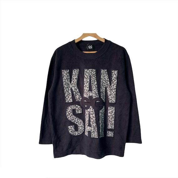 PICK!! Vintage 90s Kansai Cc Yamamoto Sweatshirt K