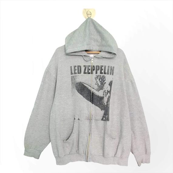 PICK!! Led Zeppelin Hoodie Fullzip Led Zeppelin Ro