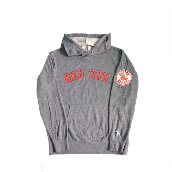 PICK!! Vintage Mlb Boston Red Sox Baseball Hoodie