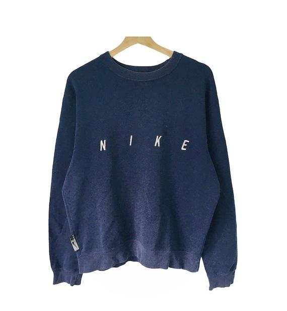 PICK!! Vintage 90s Nike Sweatshirt Nike Crewneck S