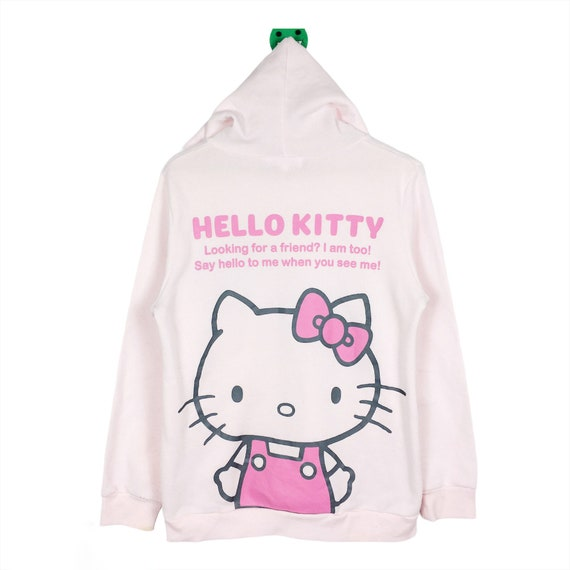 PICK!! Vintage Hello Kitty Hoodie Hello Kitty Hood