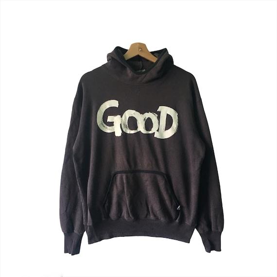 PICK!! Vintage Gdeh Good Enough Japan Hoodie Good