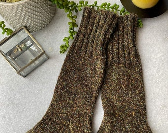 Hand Crafted Pure Harris Wool Socks | Knitted Harris Wool Socks | Isle of Harris Wool | Hand Knitted Walking Socks | Traditional Scottish