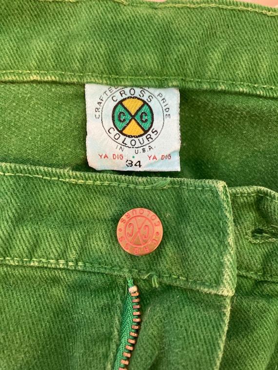Vintage - Cross Colours Shorts 34W - image 5