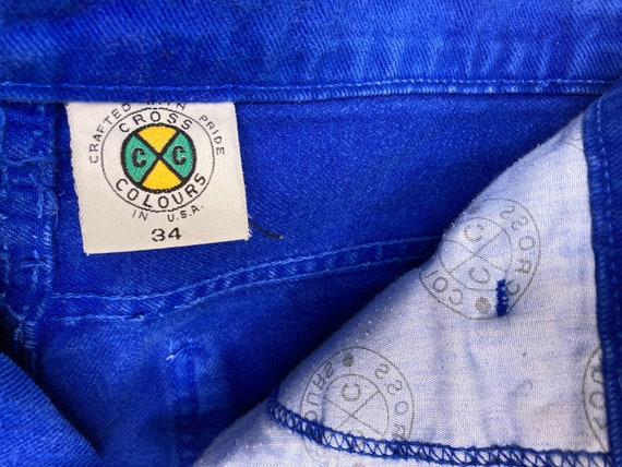 Vintage - Cross Colours Shorts 34W - image 8