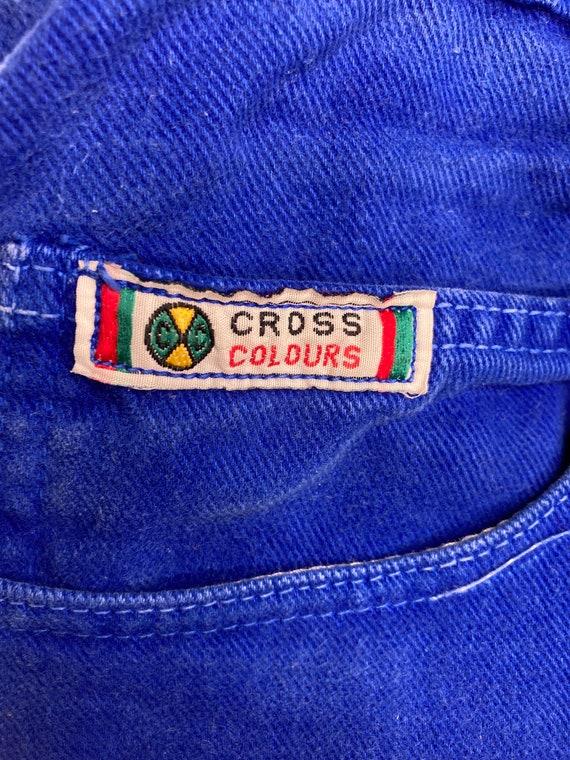 Vintage - Cross Colours Shorts 34W - image 6