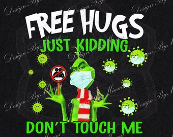 Free Hugs Svg Etsy