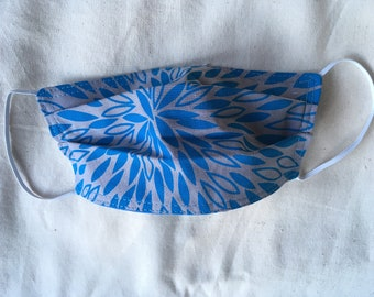 ReMask Classic - child size (with elastic) reusable face mask 3 layers - Tasmanian made