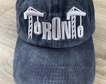 Toronto Under Construction Lifestyle Baseball hat/cap for summer/fall