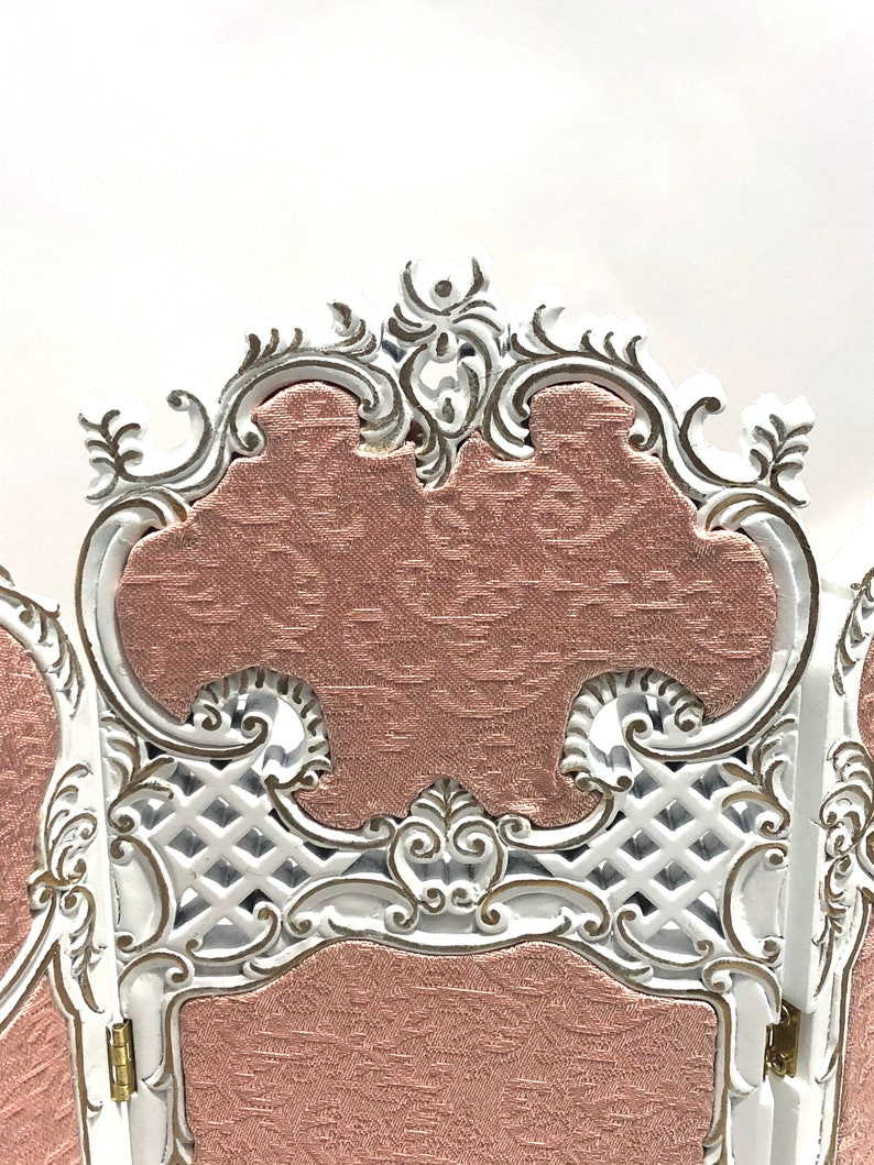 1:6 scale  Screen or room divider by JBM for Blythe Fashion Royal Barbie
