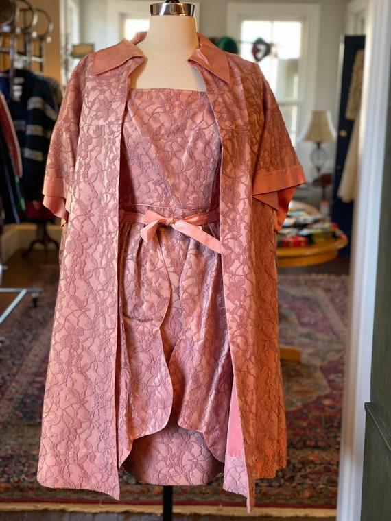 1950s Pink 3 piece set