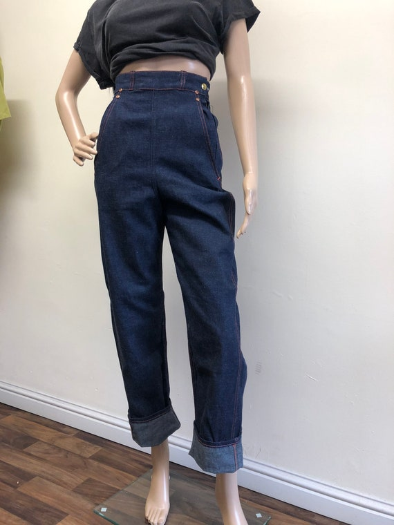 Deadstock* Vintage Big Smith Ladies Jeans