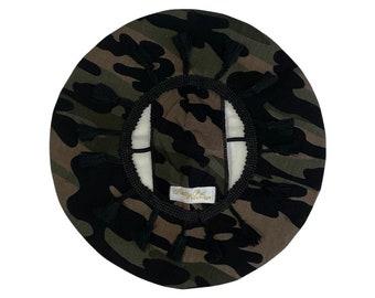 Cammo Camouflage Dog Hat