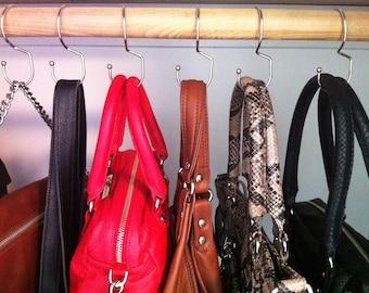 Tote Hanger®  - Hang Your Handbags in Your Closet.
