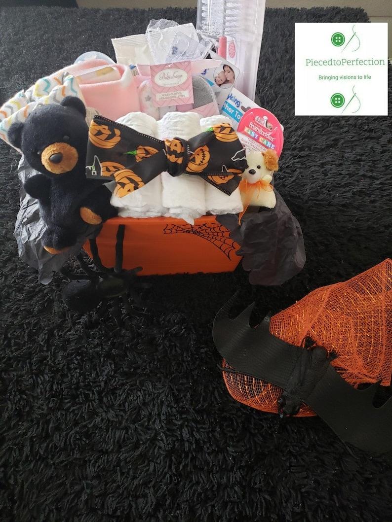 Baby's 1st Halloween Gift