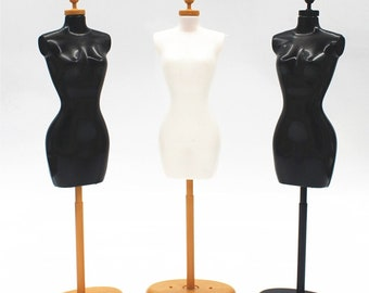 Doll Clothes Mannequin / Display stand - UK Seller