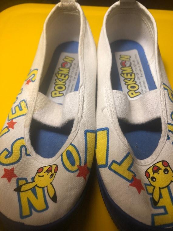 Asahi Pokémon shoes (Japan)