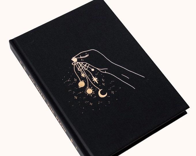 Flow Gold Foil Lined Journal