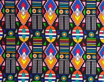 High quality100/% cotton6 yardsFloral Wax African Wax  Print FabricsAnkara Wax PrintAfrican Wrapper PrintKitenge Print Afriran Wax