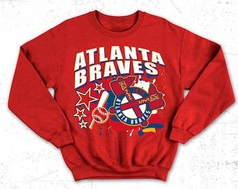 ATL Men S M L XL 2x Sports Atlanta Shirt Georgia Fan Atlanta Football Stadium Sweatshirt Gift Crewneck