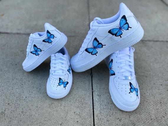 Butterfly AF1 Customs | Etsy