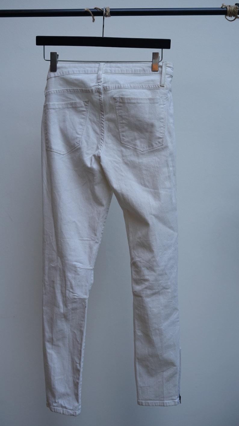 HELMUT Lang White jeans size 28UK68