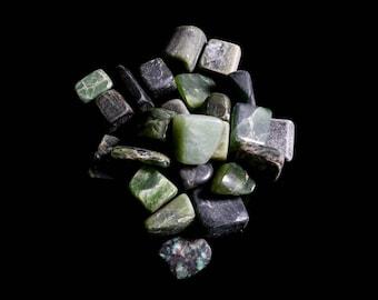 Afghanistan Jade Medium Tumbled