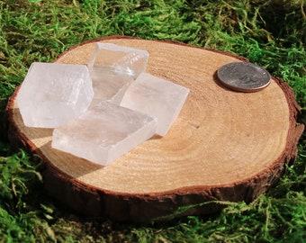 Icelandic Spar Calcite Medium Raw