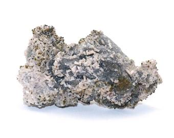 Chalcopyrite on Calcite EC118