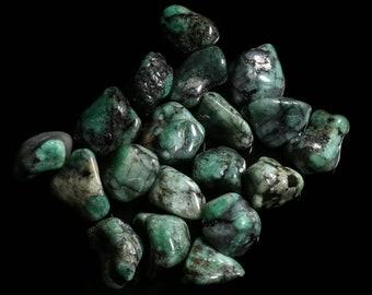Emerald Tumbled