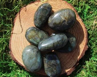 Labradorite XSmall Palms or Pebbles
