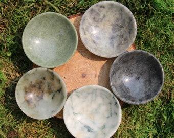 Jade Bowl Piece #A-E