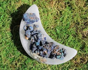 Azurite Raw Pieces