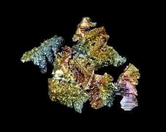 Bismuth Pieces ***MANMADE***