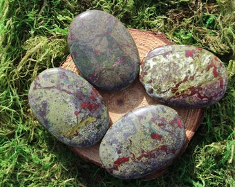 Dragon's Blood Soap or Palm Stone A-D