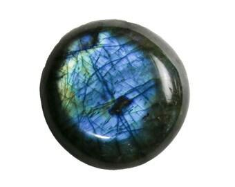 Labradorite Palm Stone 7