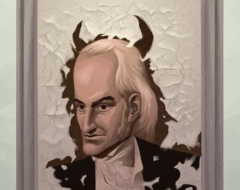 Aaron Burr (Print)