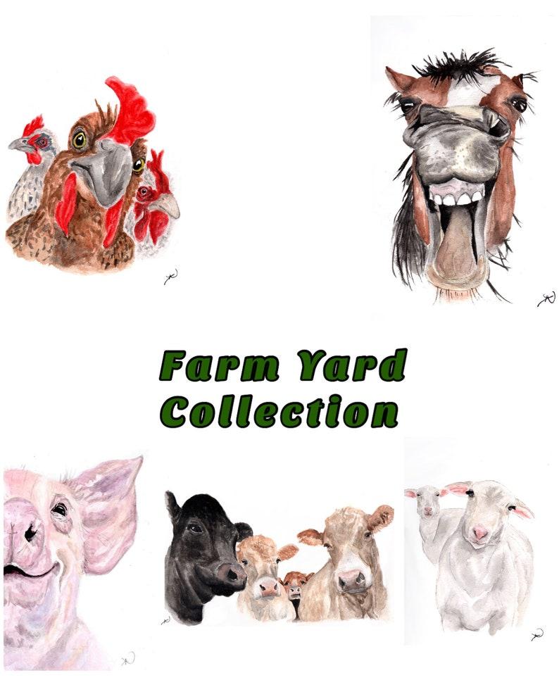 Farm Yard Collection BUNDLE