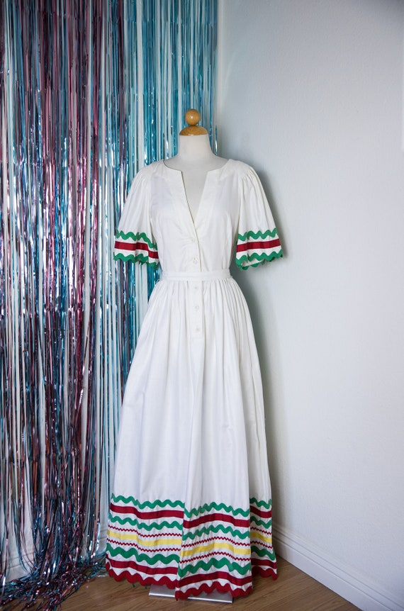 1960's Mexican Dress