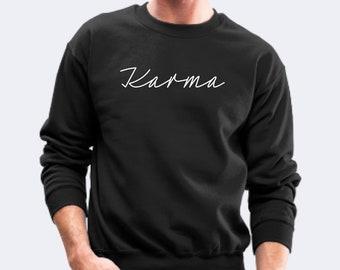 Karma hoodie.Mom Life hoodie.Dear Karma Mom life Light Weight Hoodie.Made by pinklemonade apparel