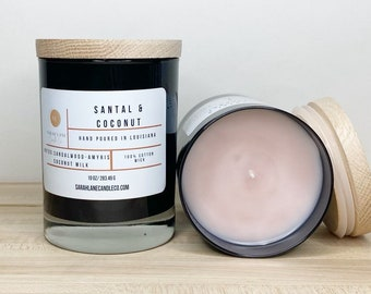Santal & Coconut