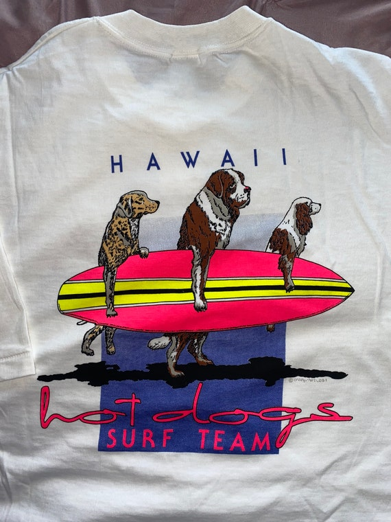 L, NOS 90s vintage Hawaii shirt, vintage Hawaii ho