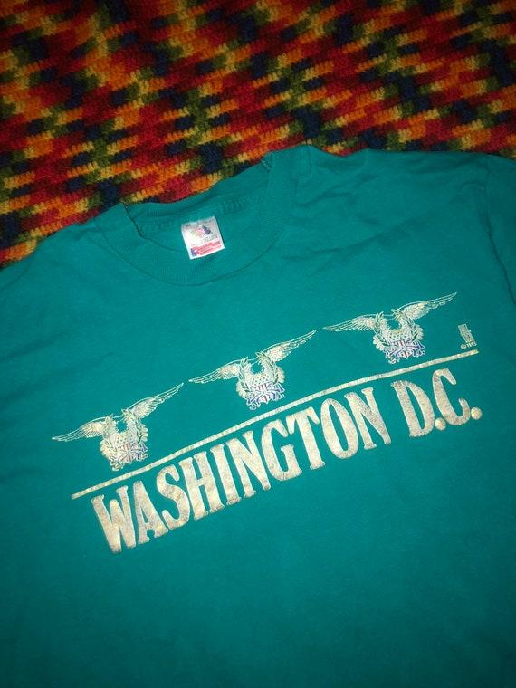 Vintage 90's Washington DC Souvenir Shirt