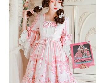Princess Sleeve Dress, Princess Sleeve Swan Lake, Magic Tea Party, lolita dress, Magic Tea Party