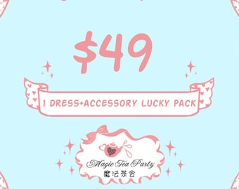 2021 Lolita Dress Lucky Pack by Magic Tea Party