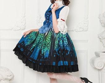 Aurora Night, lolita dress, Magic Tea Party, Magic Tea Party