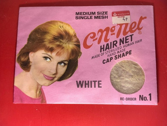Woolworths Winfield white  hair net